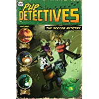 The Soccer Mystery (3) (Pup Detectives)