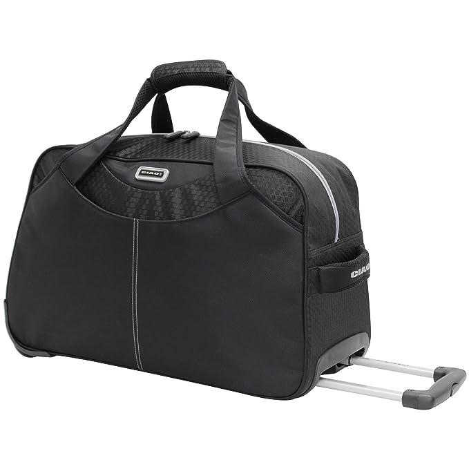 baeb0b2f01b9 CIAO Get-Away Duffel Bag (Black)  Amazon.ca  Luggage   Bags