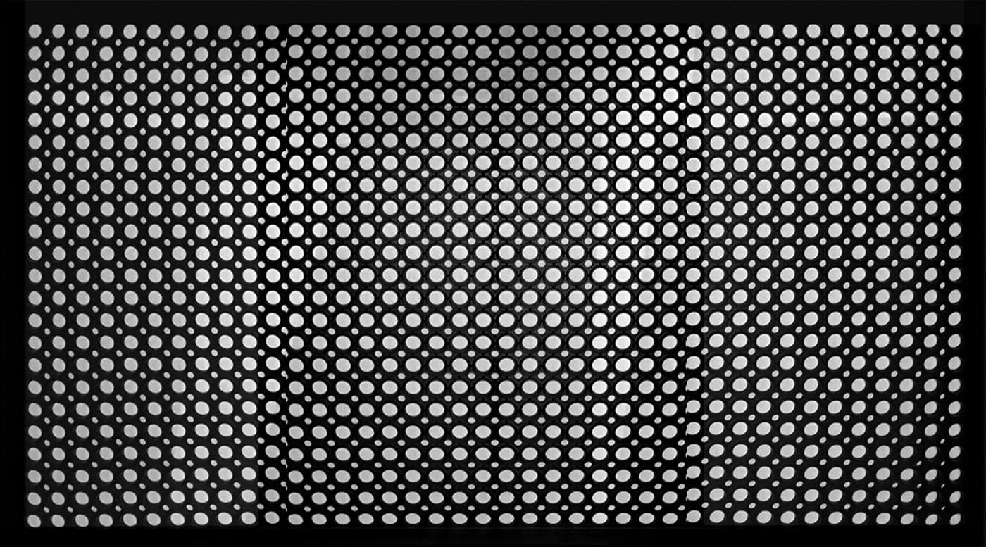Shepherd Hardware 8103E Indoor Outdoor Recycled Rubber 36 x 60 x 1 2 Inches, Black Floor Mat