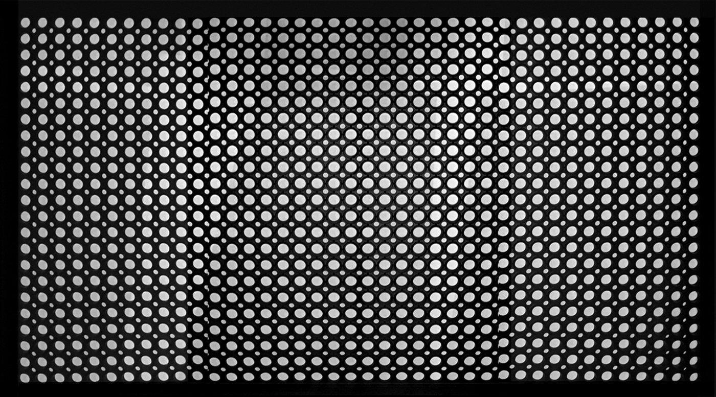 Shepherd Hardware Indoor/Outdoor Recycled Rubber Floor Mat - 18 x 30-Inches, Black 8100E
