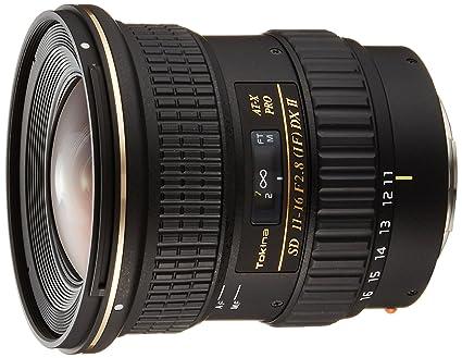 Tokina at-X Pro 11-16mm F2.8 Pro DXII Lens for Sony Alfa (Black) Camera Lenses at amazon