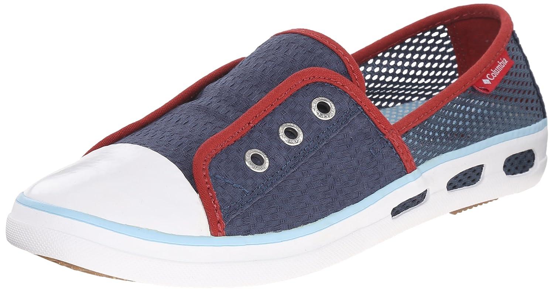 Columbia Women's Vulc N Vent Bombie Casual Shoe B01015UGWK 7 B(M) US|Whale/Sky Blue