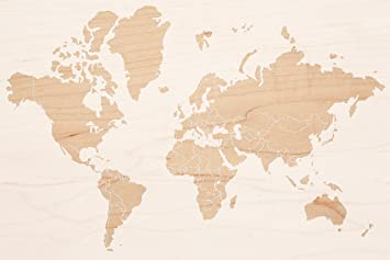World map plastic stencil xlarge reusable not a sticker outlined world map plastic stencil xlarge reusable not a sticker outlined gumiabroncs