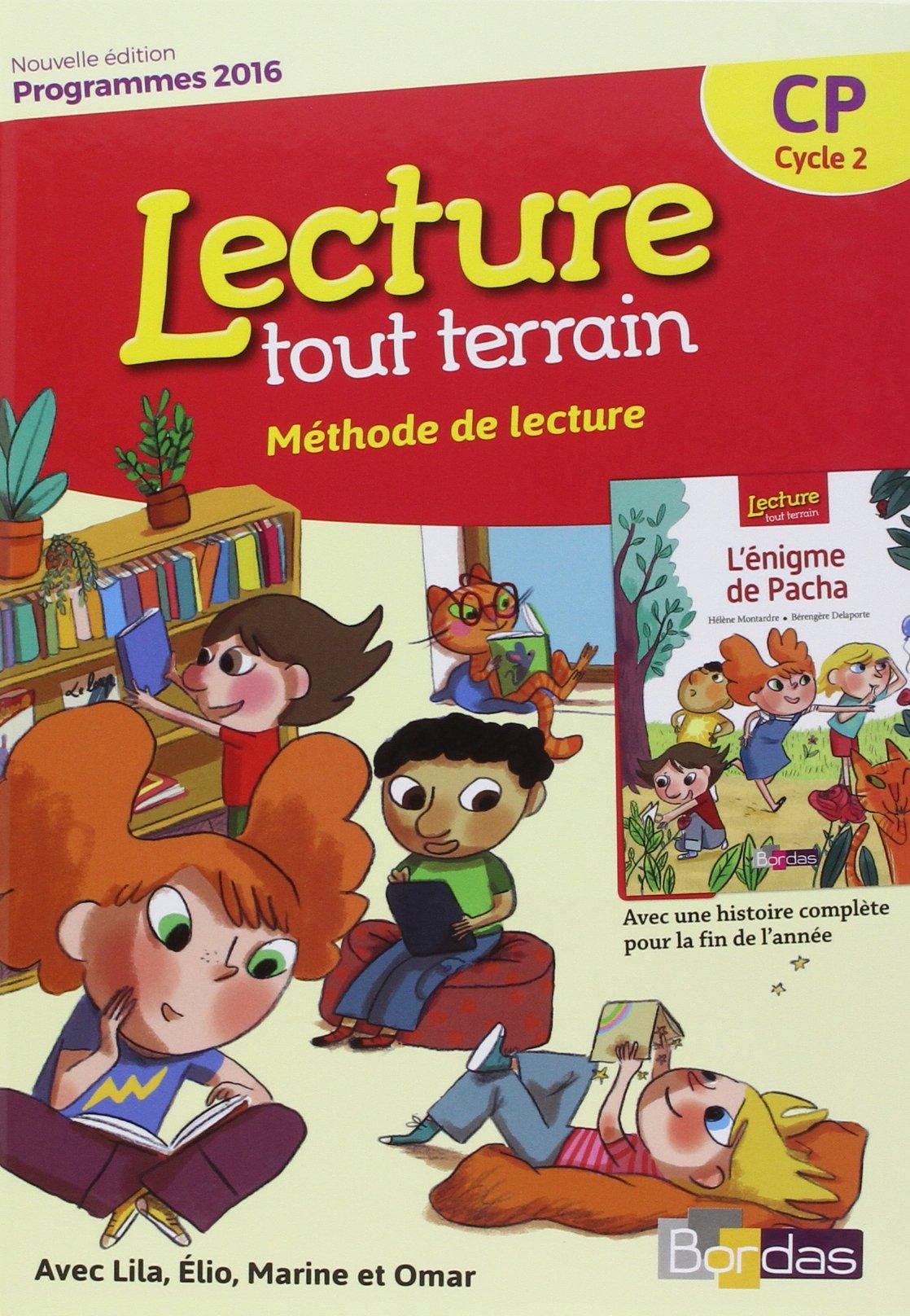 Amazon Fr Lecture Tout Terrain Cp Methode De Lecture