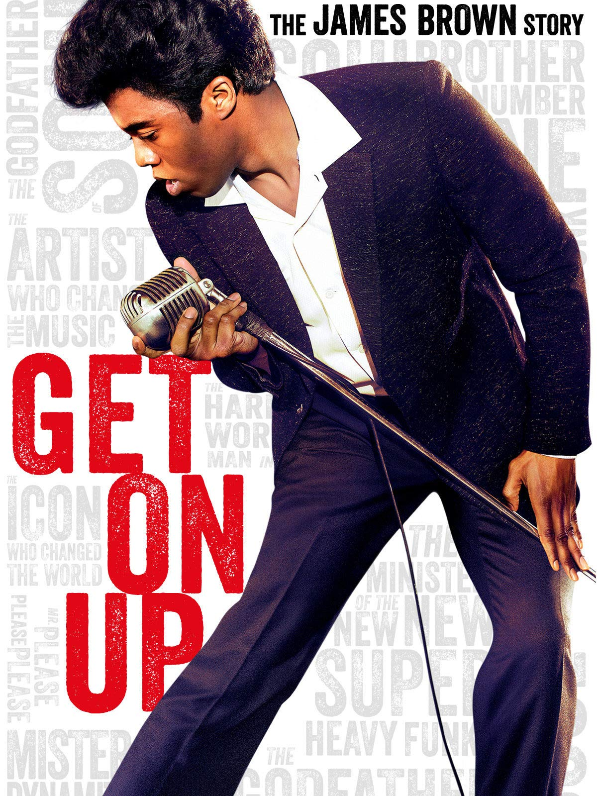 Get on Up on Amazon Prime Video UK