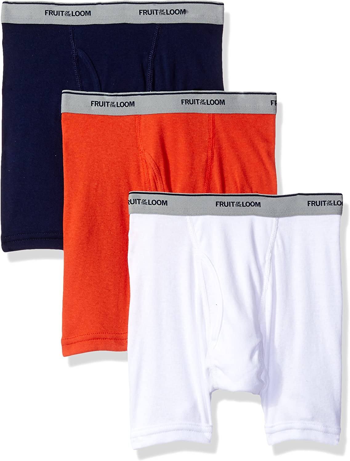 Fruit of the Loom Big Boys Assorted Boxer Brief