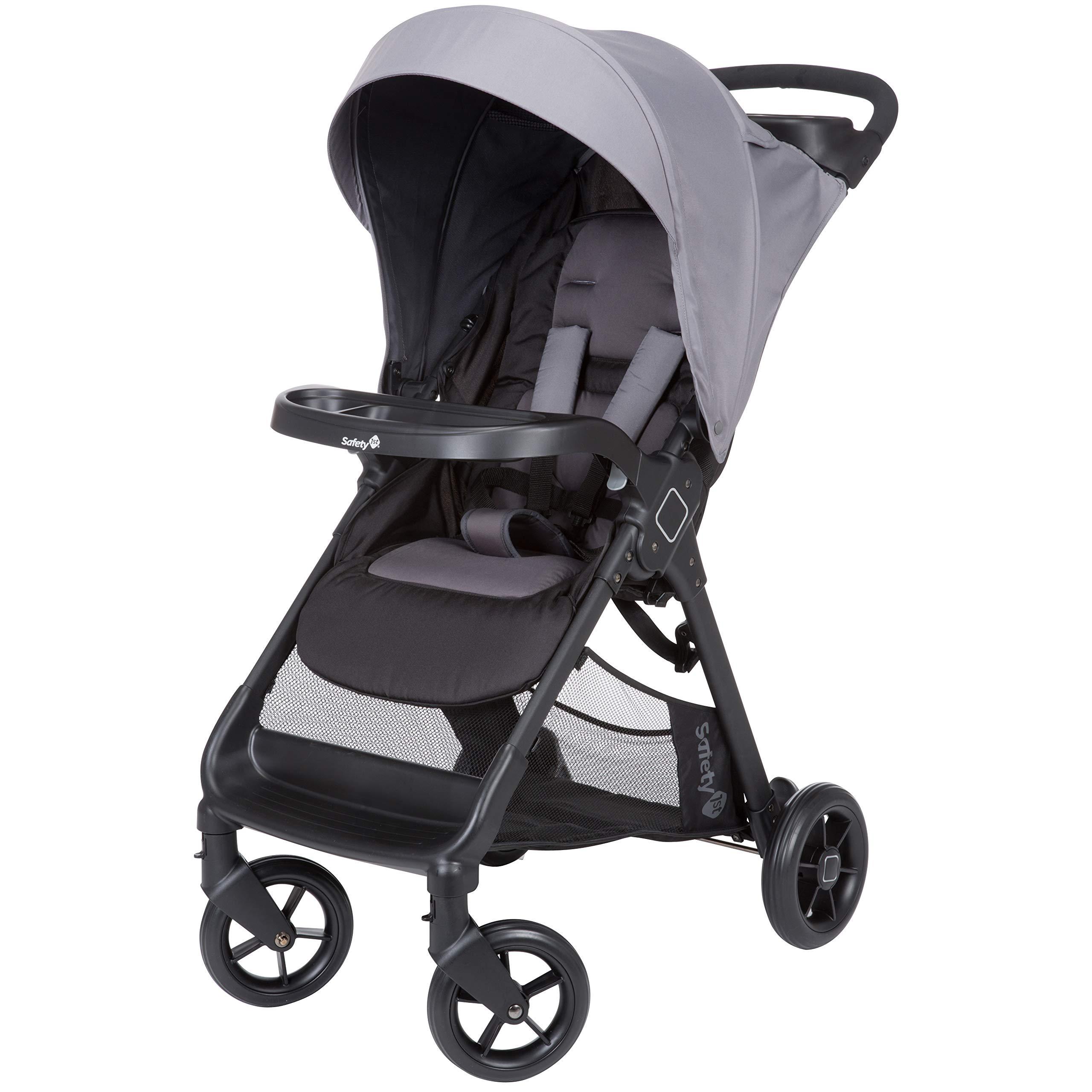 Safety 1st Smooth Ride Stroller, Steel