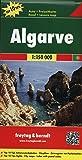 Algarve T10 f&b (+r): Road Map (Freytag & Berndt Road Map)