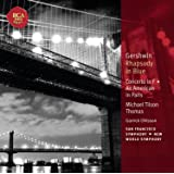 Gershwin: Rhapsody in Blue; Concerto in F; An American in Paris: Classic Library Series