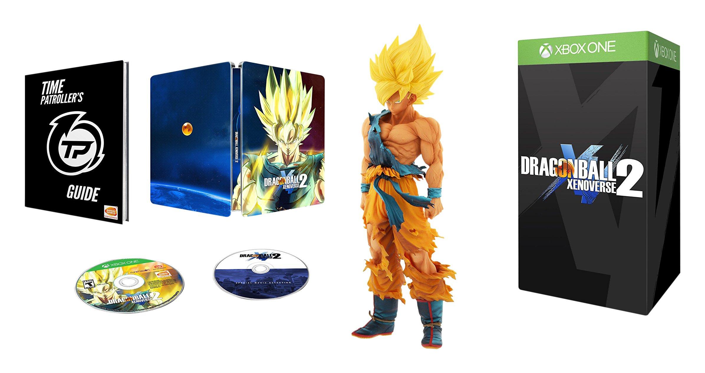 Dragon Ball Xenoverse 2 - Xbox One Collector's Edition
