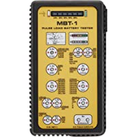 ZTS MBT-1 - Multi-Battery Tester - for More Than 30 Battery Types