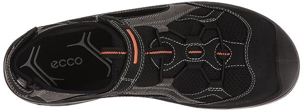 0db87a0939fb5 Amazon.com | ECCO Men's Biom Delta Offroad Sandal | Sport Sandals & Slides