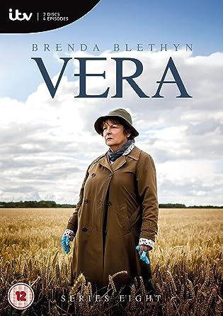 Amazon com: Vera Series 8 [DVD] [2018]: Brenda Blethyn, Kenny