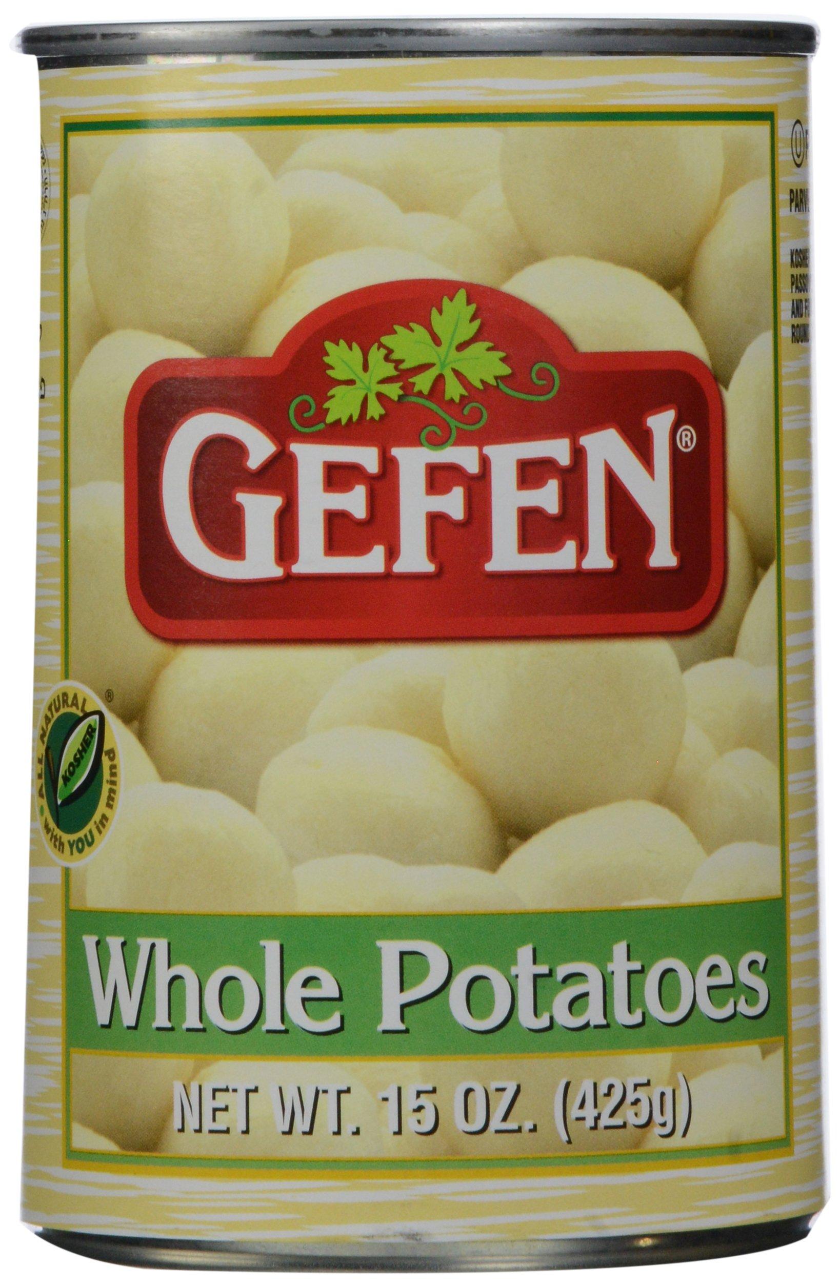 Gefen Whole Potatoes, 15 oz