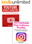 YouTube Instagram Social Media:  Business Models for Making Money Using Social Media Marketing. YouTube Product Reviews & Instagram Pop Culture Product Promotions. (English Edition)