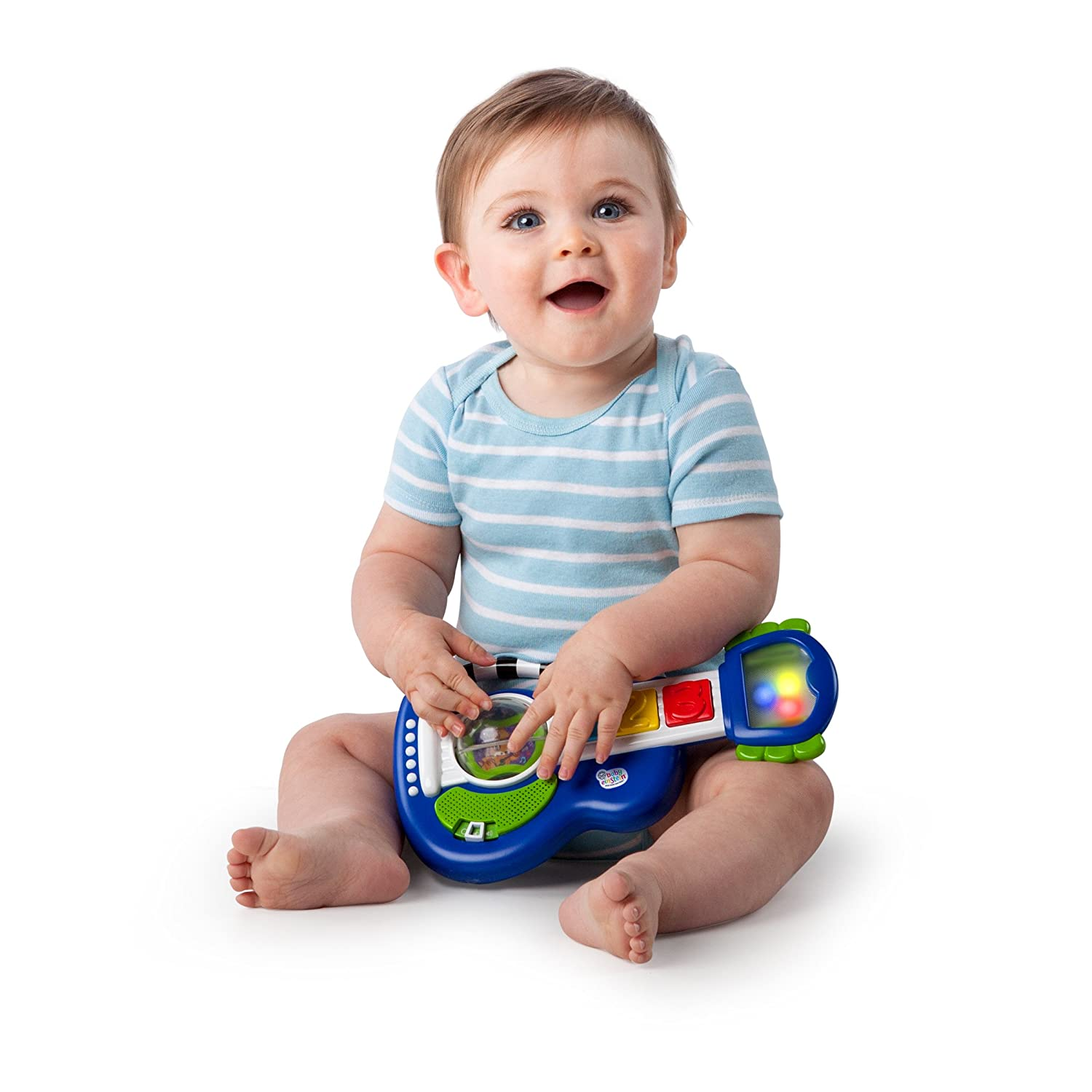 Amazon Baby Einstein Rock Light and Roll Guitar Toy Baby