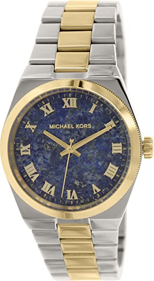 Amazon.com: Michael Kors Womens Stainless Steel Casual Watch, Color:Silver-Toned (Model: MK5893): Michael Kors: Watches