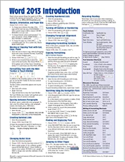 Office 2013 for dummies wallace wang 9781118497159 amazon books microsoft word 2013 introduction quick reference guide cheat sheet of instructions tips shortcuts fandeluxe Image collections