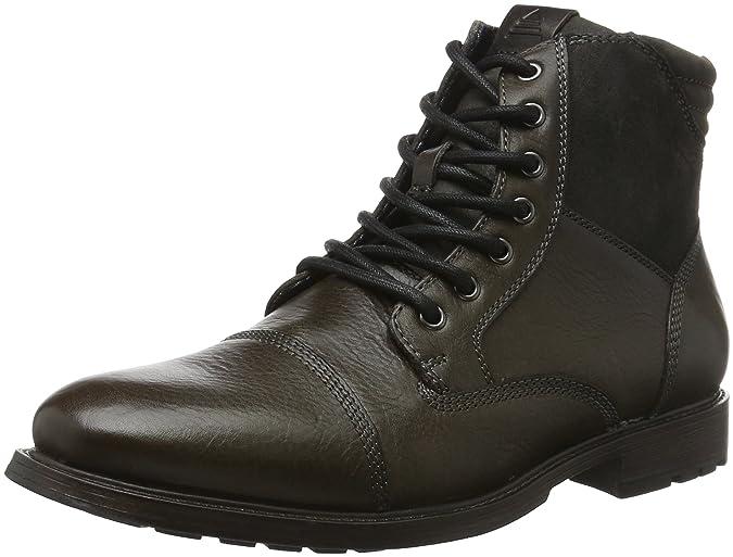 ALDO CHOHAM, Botines para Hombre, Gris (Dark Grey / 18), 41 EU: Amazon.es: Zapatos y complementos