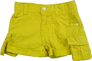 Coogi Girls Cargo Shorts With Logo Print Design