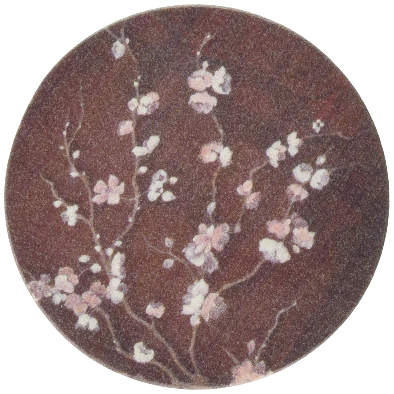 Set of 4 Thirstystone Cherry Blossom Sandstone Coasters