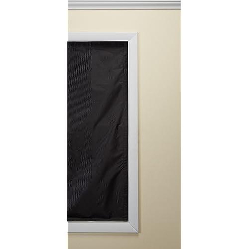 blackout blind. Black Bedroom Furniture Sets. Home Design Ideas