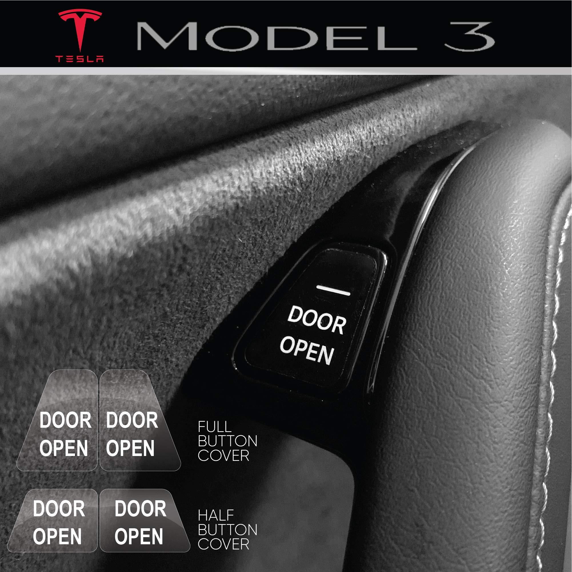 Tesla 2 Logo Car Tag Diamond Etched on Black Aluminum License Plate