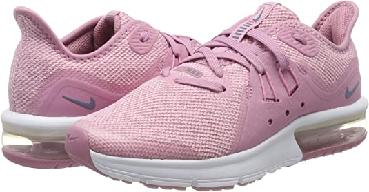 Nike Air Max Sequent 3 (GS), Chaussures de Running Compétition Femme