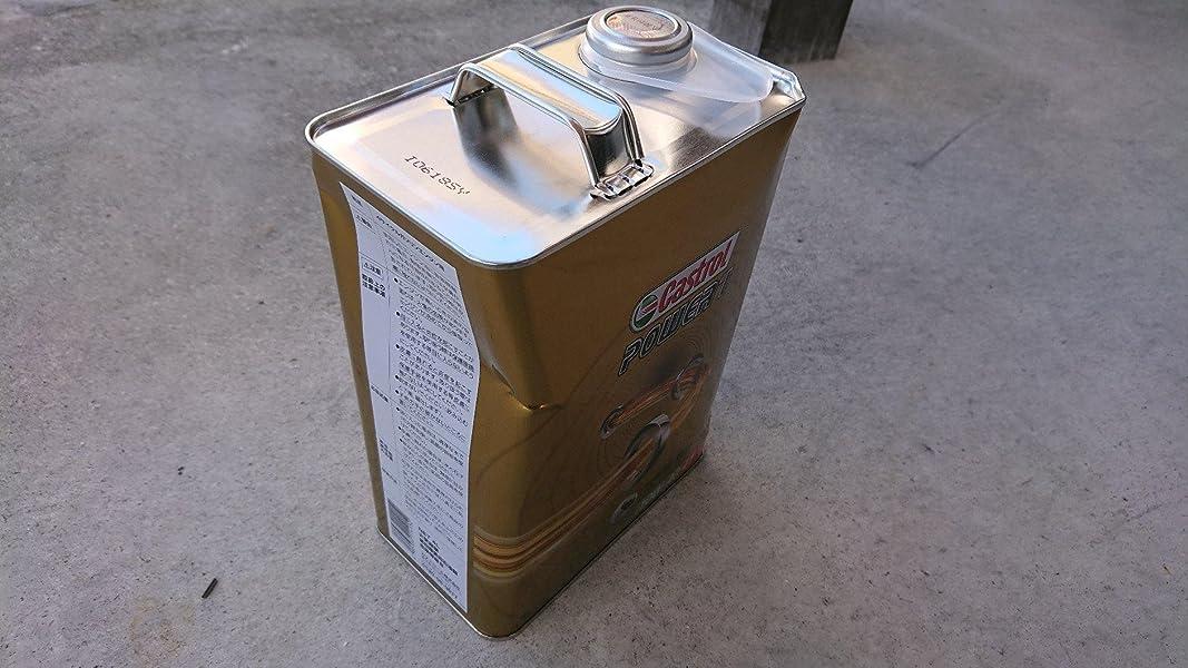 カストロール-エンジンオイル-POWER1-二輪車4サイクルエンジン用部分合成油-Castrol