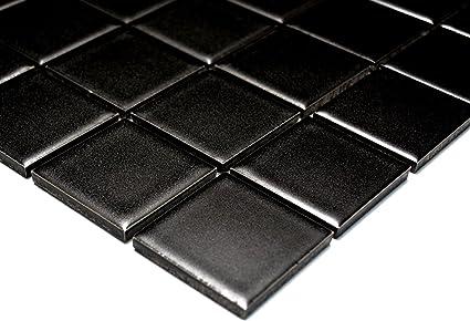 Lampada a mosaico mosaico piastrelle di rete quadrato tinta unita