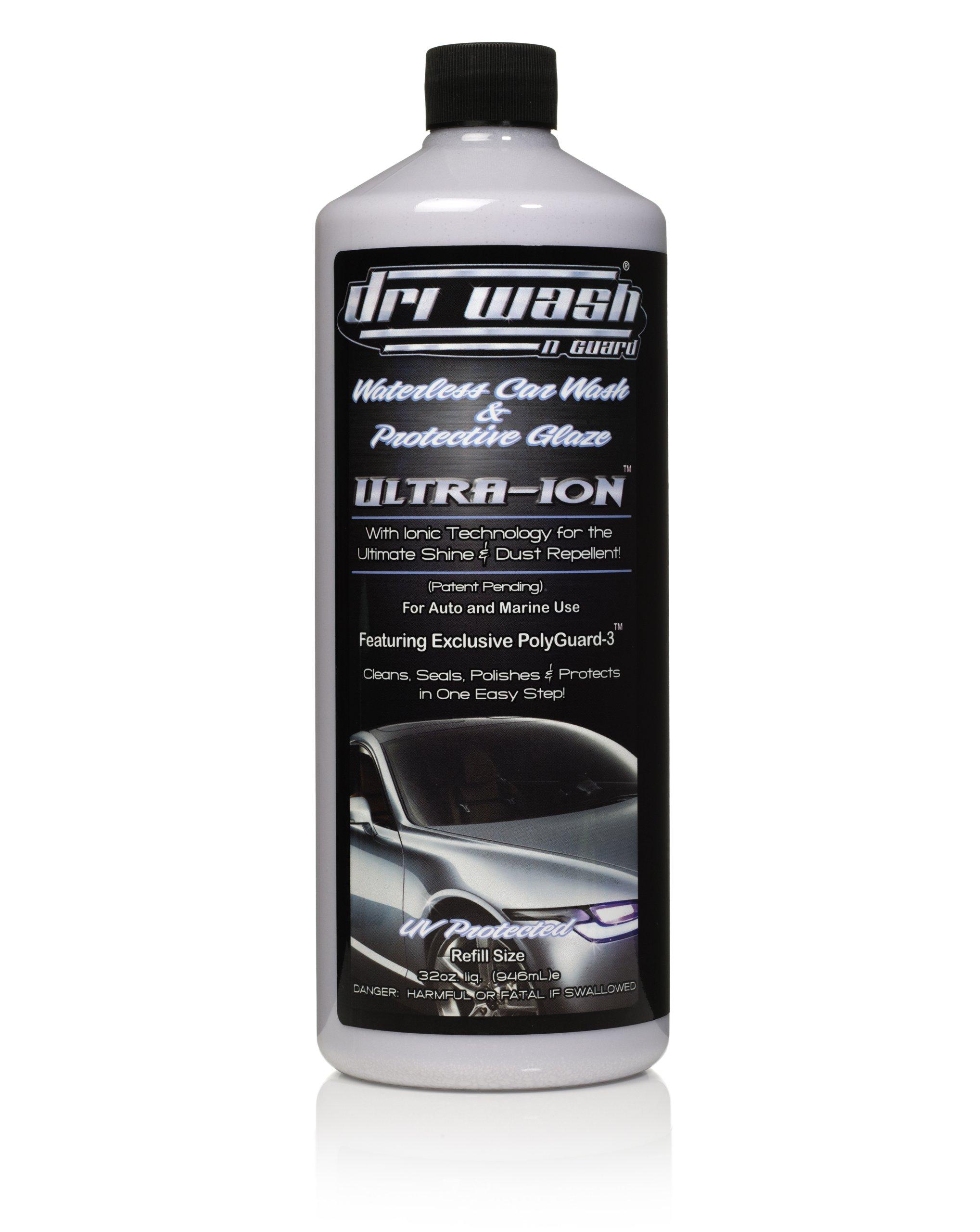 32oz Dri Wash 'n Guard ULTRA-ION Refill (W/O AIRosol Bottle)