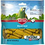 Kaytee Forti-Diet Pro Health Bird Treat  Biscuits for Parrots, 10-Ounce