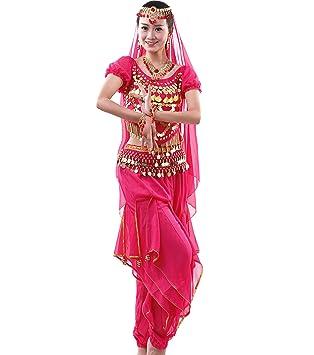 Disfraz de danza del vientre Astage, para mujer, disfraz ...