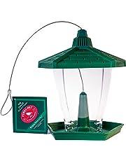 Perky-Pet Mangiatoia Chalet per Uccelli Selvatici da 450 g Dispenser per Mangime / HF950