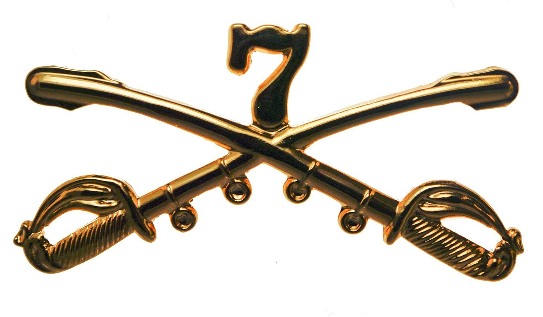 7th cavalry logo