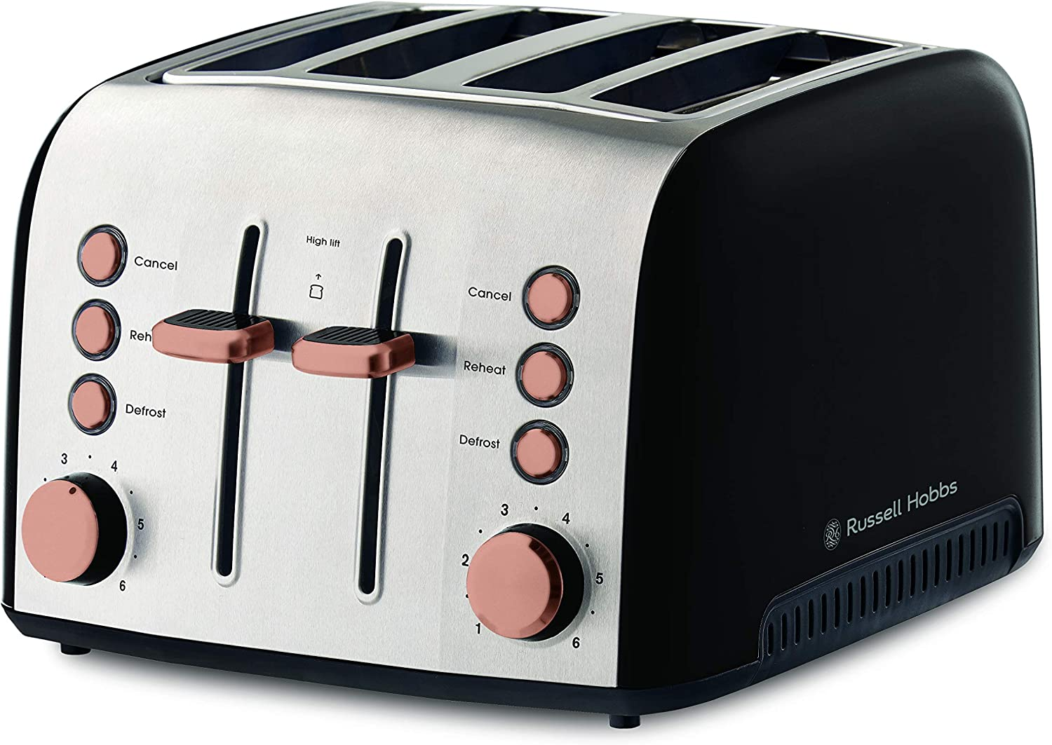 Russell Hobbs 4 Slice Toaster Review