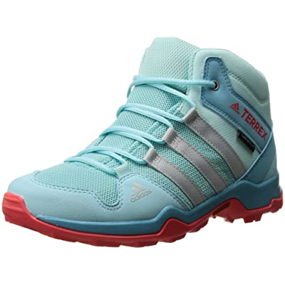 adidas outdoor Kids' Terrex Ax2r Mid Cp K Hiking Shoe | Hiking Boots
