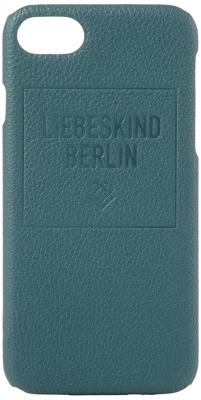 Liebeskind Berlin Damen Dobbyi7w7 Iconst Taschenorganizer, 1x7x14 cm Grün (Moss Green)