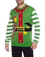 Charles Wilson Novelty Christmas Jumper