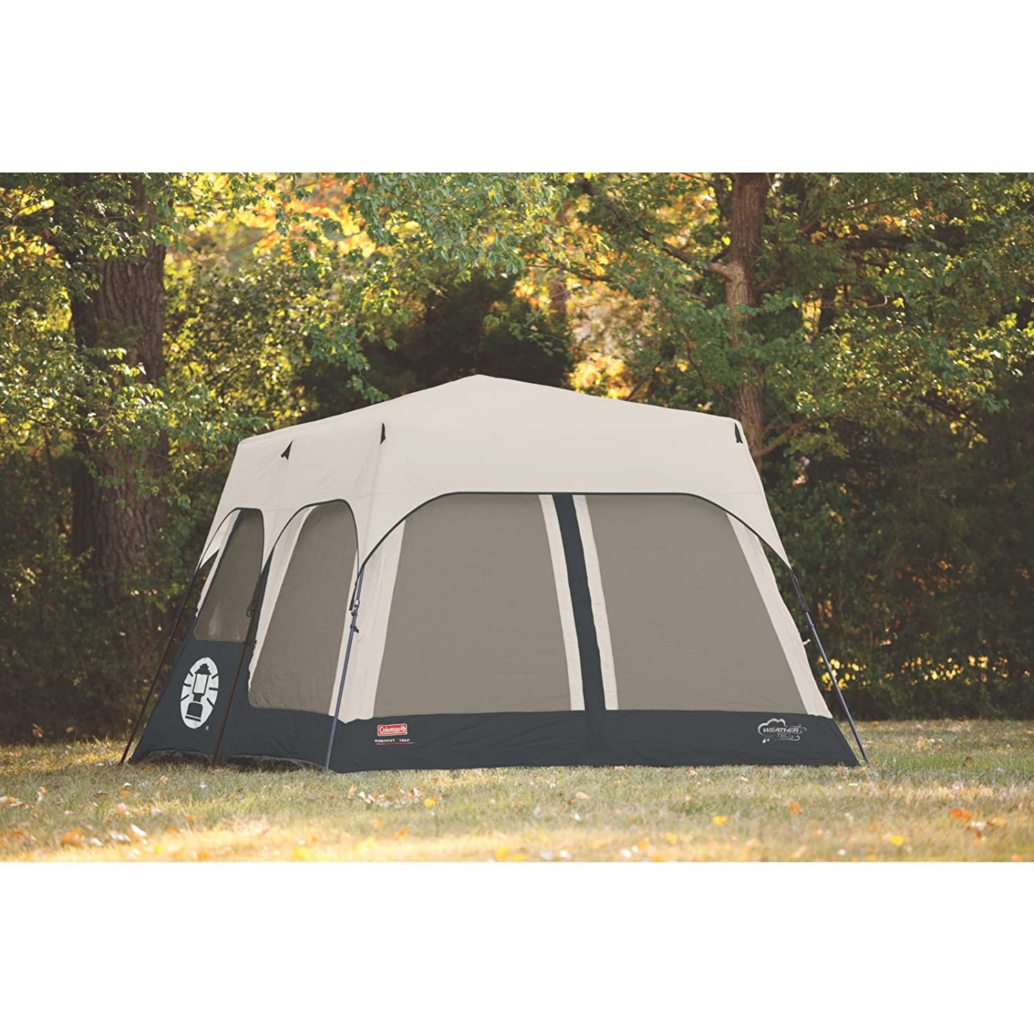 Amazon.com  Coleman Accy Rainfly Instant 8 Person Tent Accessory Black 14x10-Feet  Sports u0026 Outdoors  sc 1 st  Amazon.com & Amazon.com : Coleman Accy Rainfly Instant 8 Person Tent Accessory ...