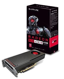 Sapphire RADEON RX 480 8G GDDR5 PCI-E HDMI / TRIPLE DP グラフィックスボード VD6070 SA-RX480-8GD5R01