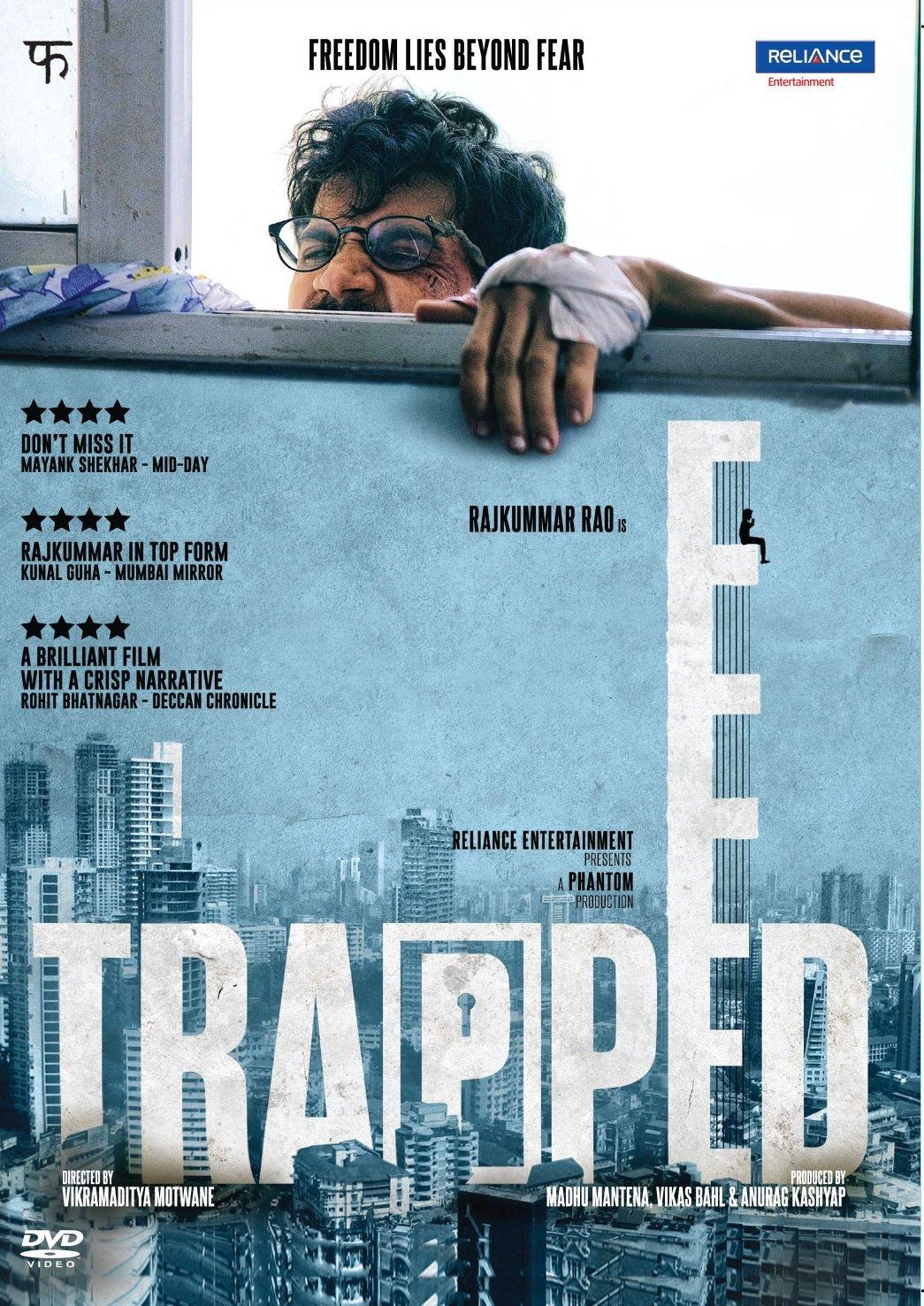 Trapped: Amazon.in: Rajkummar Rao, Geetanjali Thapa, Khushboo Upadhyay, Vikramaditya Motwane, Rajkummar Rao, Geetanjali Thapa: Movies &  TV Shows