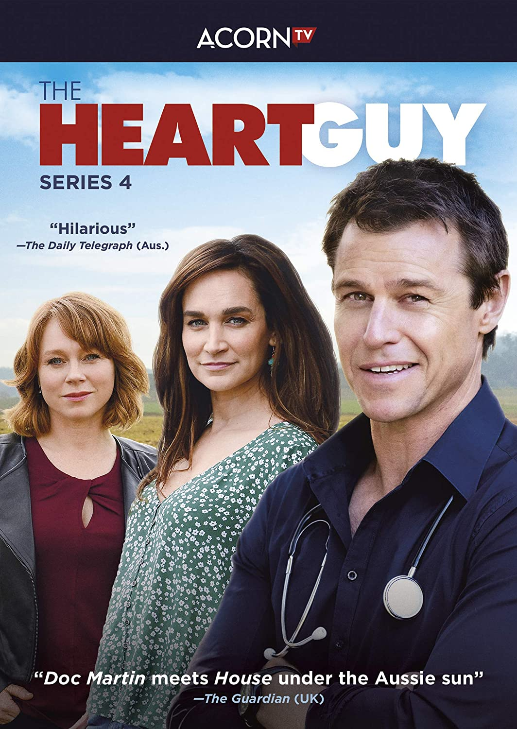 The-Heart-Guy:-Series-4-(DVD)