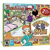 Parking Dash + Fitness Dash
