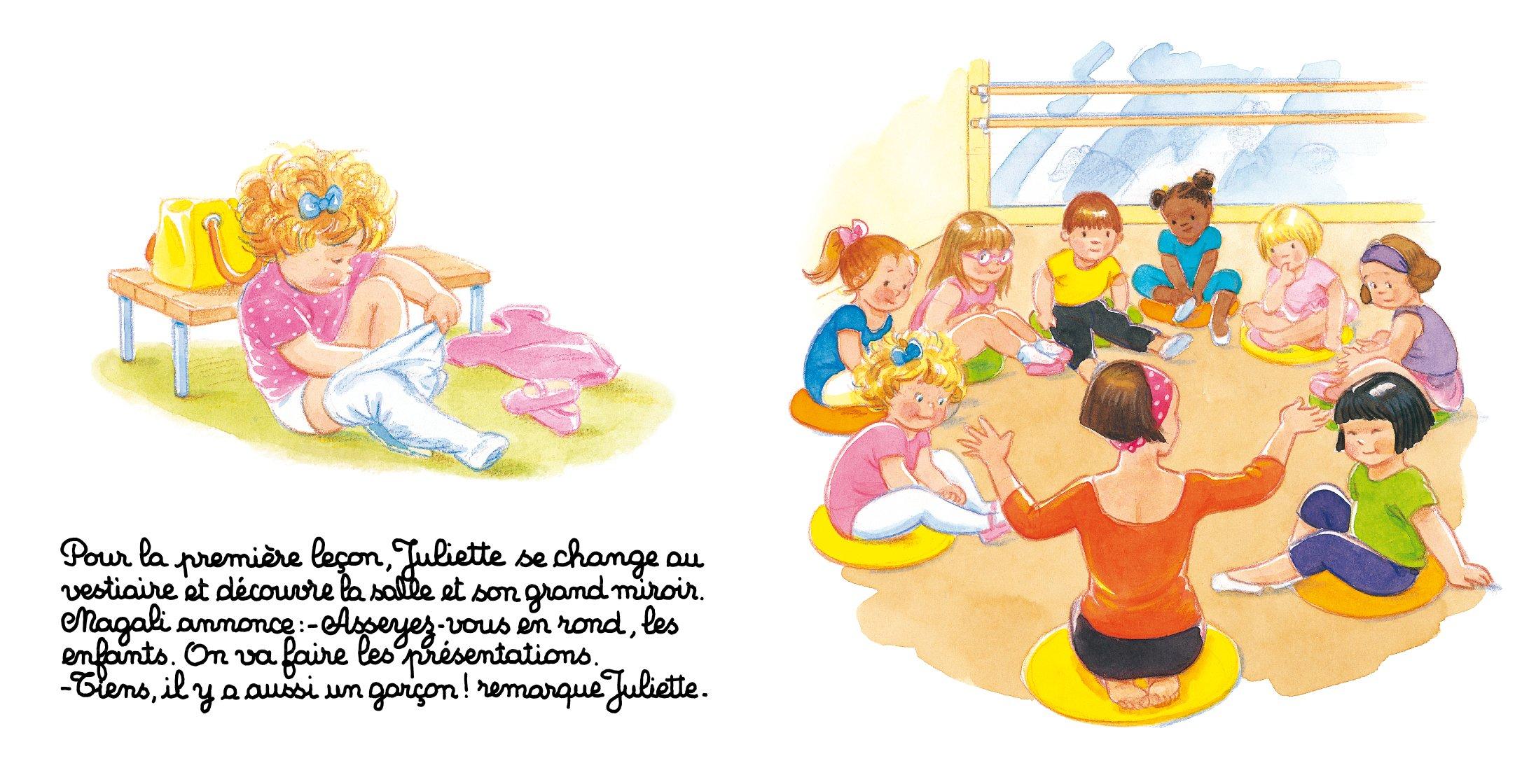 Juliette Petite Danseuse 9782244491448 Amazon Com Books
