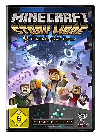 Minecraft Story Mode PC Amazonde Games - Pc sturzt beim minecraft spielen ab