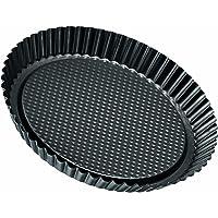 Zenker Black Metalic Tart Kalıbı, Çizgili, 28 cm
