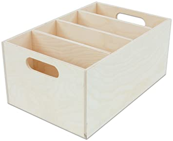 Aufbewahrungsbox Kinder Holz
