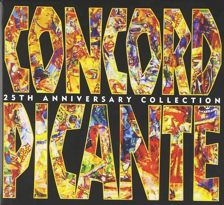 Concord Picante 25th Anniversary Collection [4 CD] by Concord
