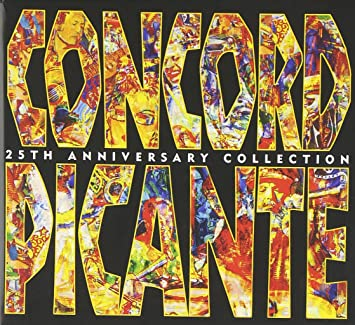 Various Artists - Concord Picante 25th Anniversary Collection [4 CD] - Amazon.com Music